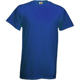 Color T-shirt Heavy-t Blauw