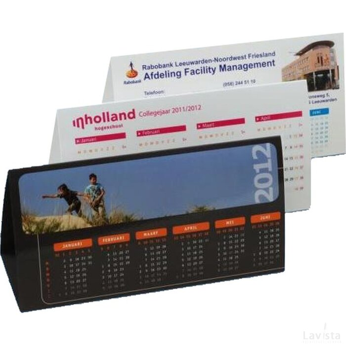 Driehoek kalender Full-Colour