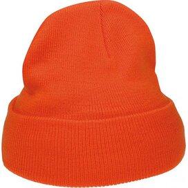 Gebreide Muts Oranje