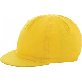 Cycling Cap Geel
