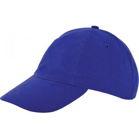 Kinder Brushed Promo Cap Royal
