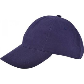 Kinder Brushed Promo Cap Navy