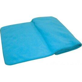 Microfleece Sjaal  Licht Blau