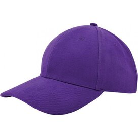 Heavy Brushed Cap Paars