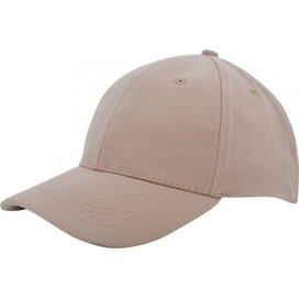 Heavy Brushed Cap Khaky