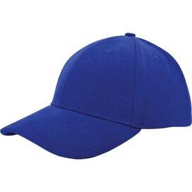 Heavy Brushed Cap Royal