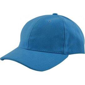 Heavy Brushed Cap Licht Blau