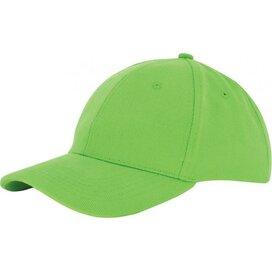 Heavy Brushed Cap Groen