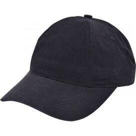 Brushed Promo Cap Zwart