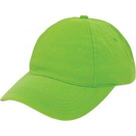 Brushed Promo Cap Groen