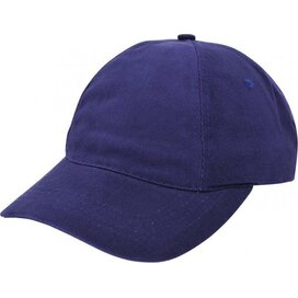 Brushed Promo Cap Navy