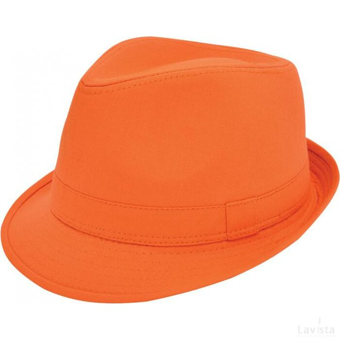 Maffiahoed Oranje