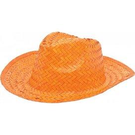 Promo Strohoed Oranje