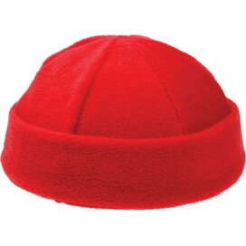 6 Panel Kinder Wintermuts Rood