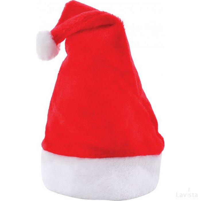 Luxe Kerstmuts Rood