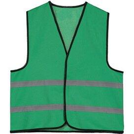 Kids Promo Veiligheidsvest Polyester Donker Groen