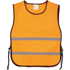 Trainingsvest Polyester Oranje