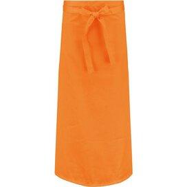 Schort 96*100cm, 240 Gr/m2 Orange