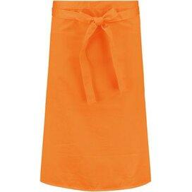 Schort 96*71cm, 240 Gr/m2 Orange