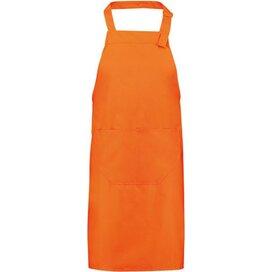 Schort 75*85cm, 240 Gr/m2 Oranje