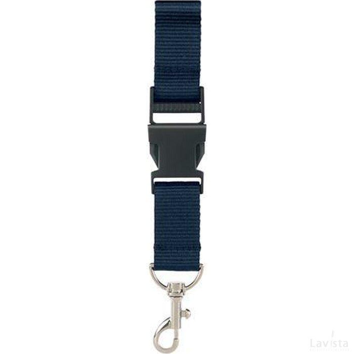 Neklint Met Munt (50 Eurocent) Navy